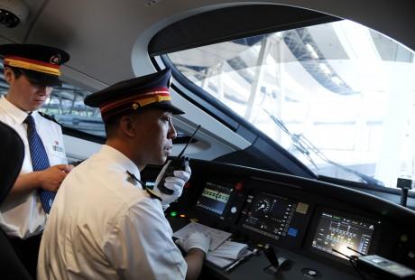复兴号将首次实现自动驾驶功能 时速350公里