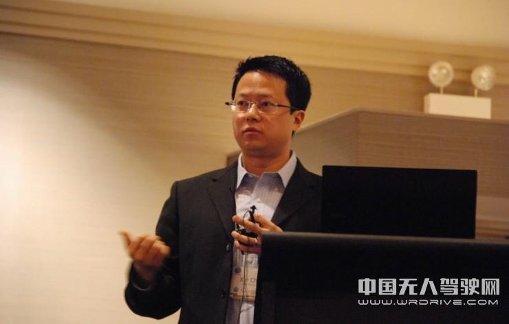 专访 HERE 公司陈新教授:用高精地图化解自动驾驶风险