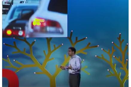 TED演讲:未来无人驾驶的世界会是什么样的