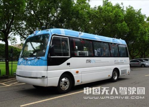台湾新北市拟2020年初营运无人驾驶巴士