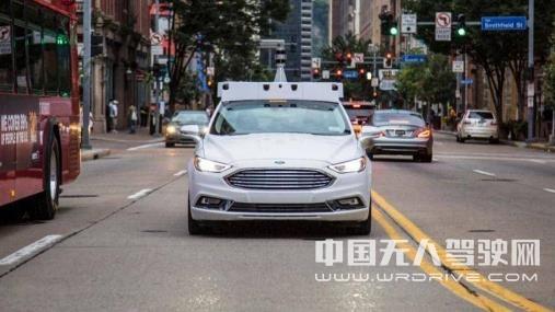 福特扩大自动驾驶版图 再下一城启动自动驾驶汽车项目