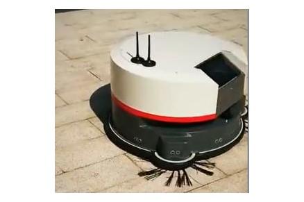 博鹏无人驾驶清扫机器人