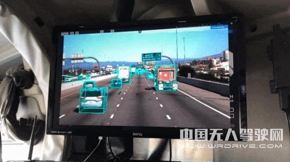 图森未来的无人驾驶卡车试乘体验