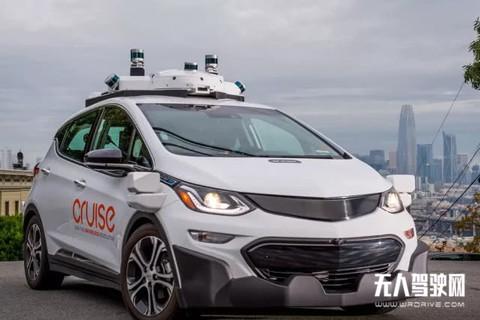 通用旗下自动驾驶部门获11.5亿美元投资 估值190亿美元