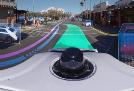 谷歌Waymo的整车传感器配置方案