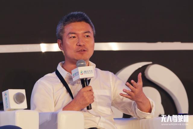 """驭势科技CEO吴甘沙:无人驾驶的""""用兵之道,智胜之术"""""""