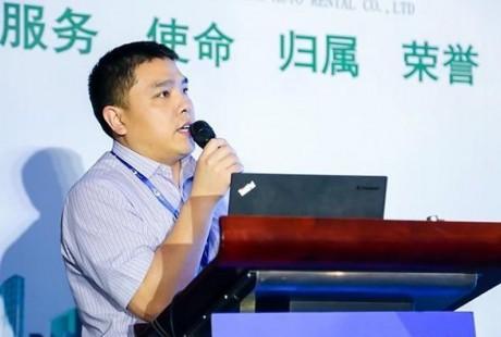郑州日产徐战林:开放式自动驾驶测试车辆平台
