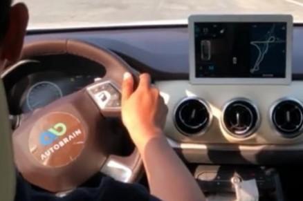 记者体验Autobrain自动驾驶系统Mr.Pilot