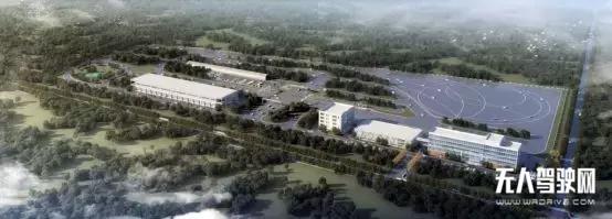 投资4.7亿,北京顺义无人驾驶测试场下月测试