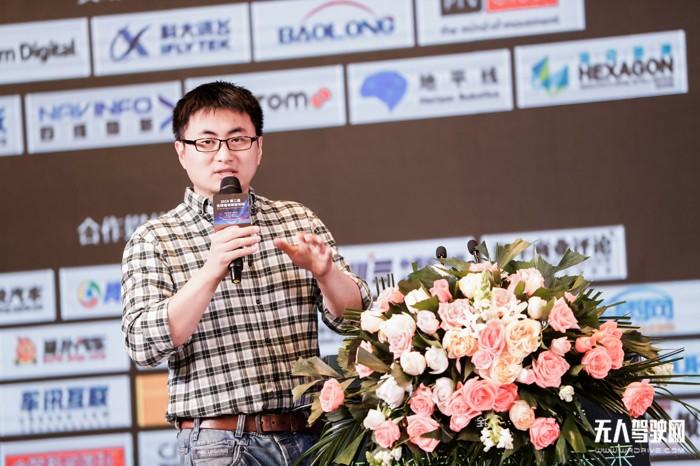 四维图新李阳:图商谈自动驾驶,有何不可?