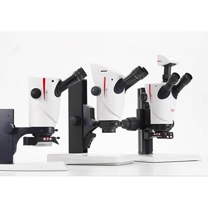 领拓徕卡显微镜