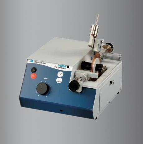 领拓标乐低速精密切割机IsoMet Lowspeed