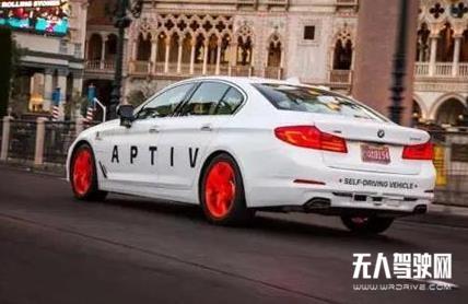 Aptiv的自动驾驶汽车为Lyft的乘客提供了100,000多次乘车服务