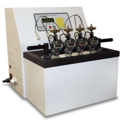 四工位热变形和维卡软化点仪