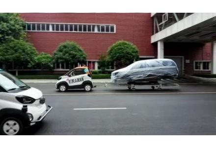 驭势科技携上汽通用五菱打造首条厂区无人驾驶物流线