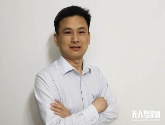 浙江智能网联创新中心顾问杨胜兵